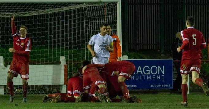 North Wales football's greatest stories No18 – giant-killers Denbigh Town reach Word Cup Final