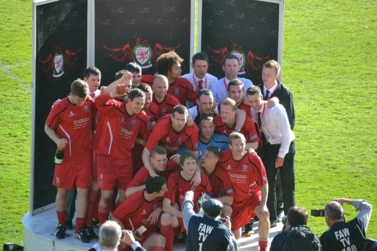 North Wales football's greatest stories No14: Fairytale comes true as Prestatyn Town win the Welsh Cup