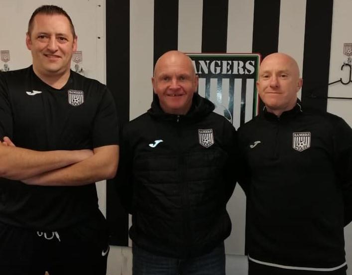 Mountain Rangers face a Caernarfon Town All-Stars XI next Friday