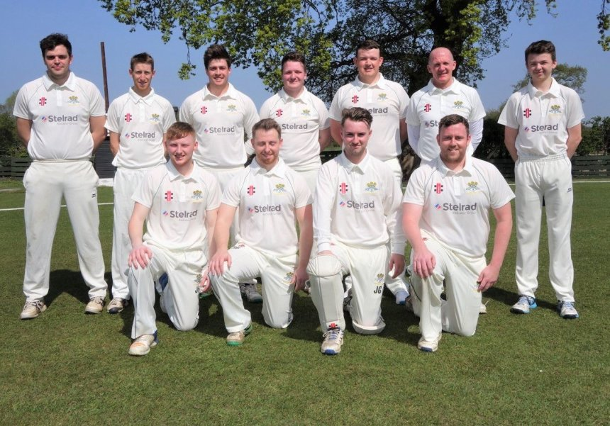 Menai Bridge hit top spot in North Wales Cricket League Premier Division