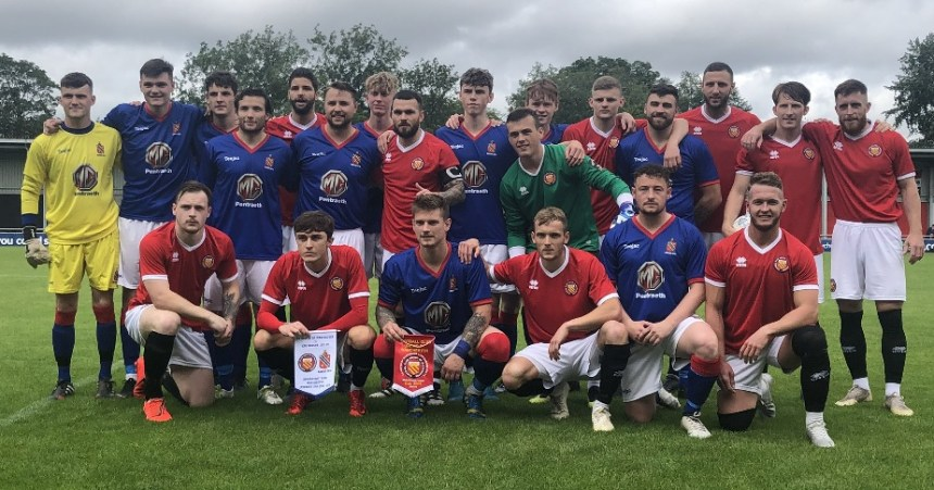 Fans united in football as a new Bangor club is born