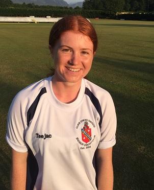 Meet the cricketer: Bethan Hughes (Bangor CC)