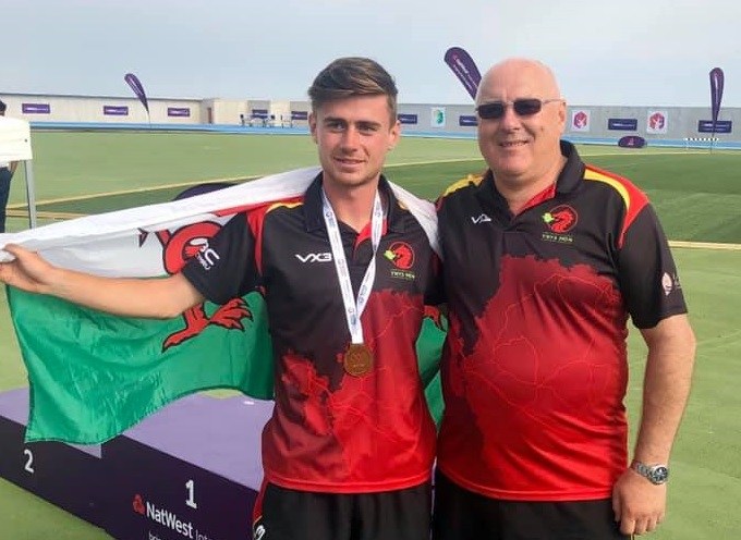 Ynys Môn finish with a total of six medals from Gibraltar Island Games