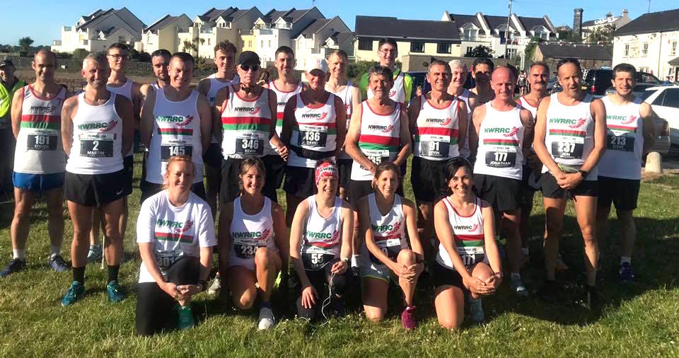 Records tumble for North Wales Road Runners in hilly Felinheli 10k