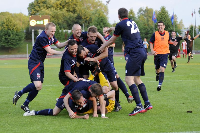 VICTORY IN 39 steps….but which Welsh Premier win in Europe is the greatest?