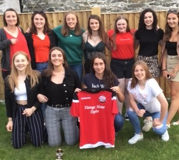 North Wales Women's football league structure for 2019-20 season is decided