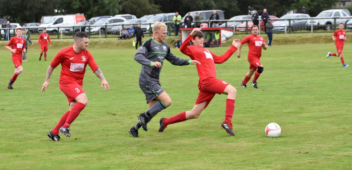 North Wales football results: Aug 9-10