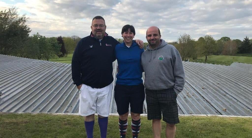 Three North Wales footgolf specialists to represent the UK