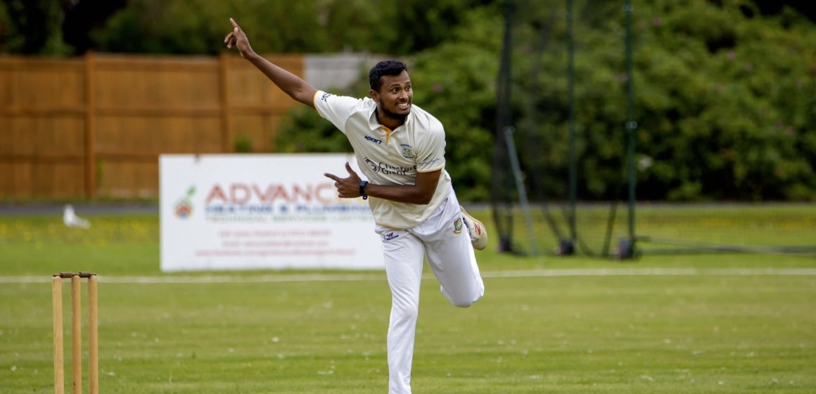 Liverpool Competition Cricket: Northop Hall sunk by overseas all-rounder