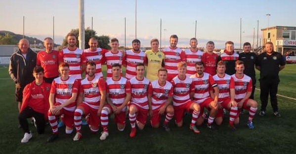 Welsh Alliance League: Llandudno Albion and Denbigh set the pace in Division One