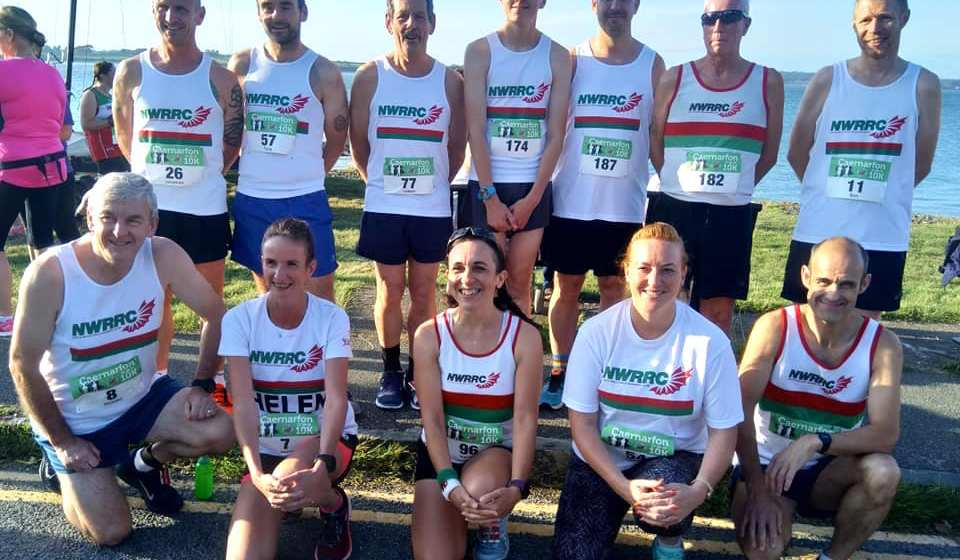North Wales Road Runners Club: Kettle steams home on a warm night