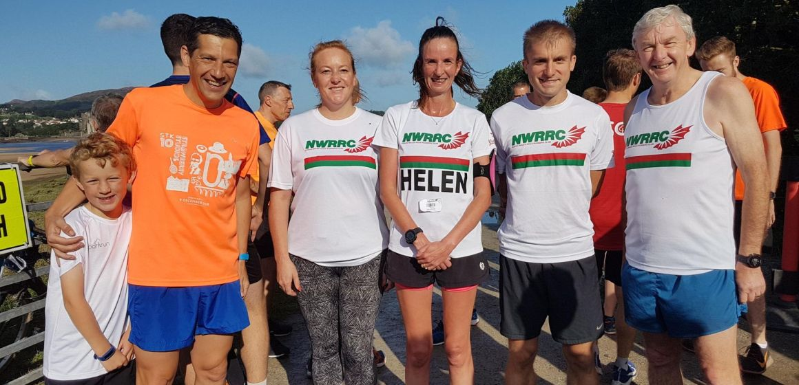 Tourist boost as Conwy Parkrun attracts a massive turnout