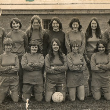 Flashback: When pioneering Prestatyn Ladies FC blazed a trial for women's football in Wales