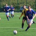 Dylan Summers-Jones makes it eight goals in three games as Bangor 1876 hit double figures against Caergybi