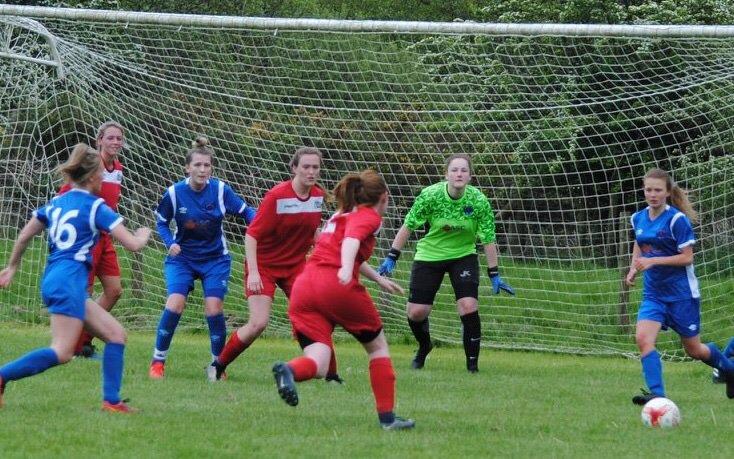 Female Focus: Bethan Thomas (Goalkeeper – Northop Hall)