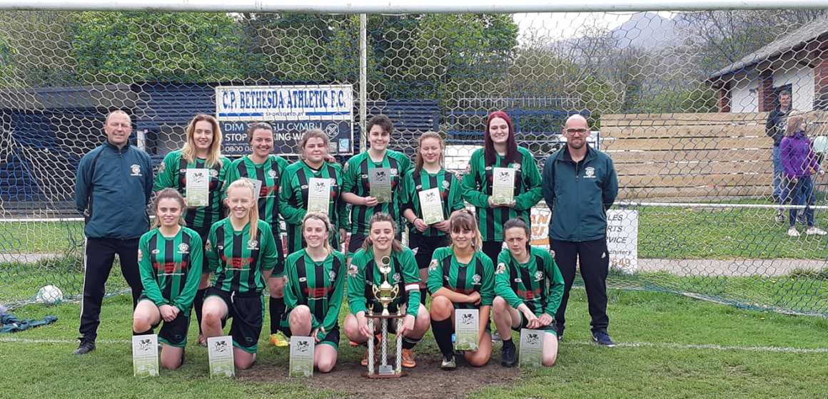 Bethesda resign from North Wales Women's Football League – but they have not folded