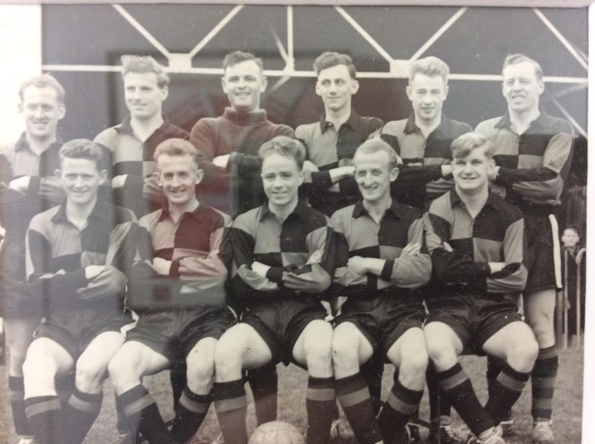 Football Legends of the Llŷn – No6: The Griffiths brothers of Porthmadog FC