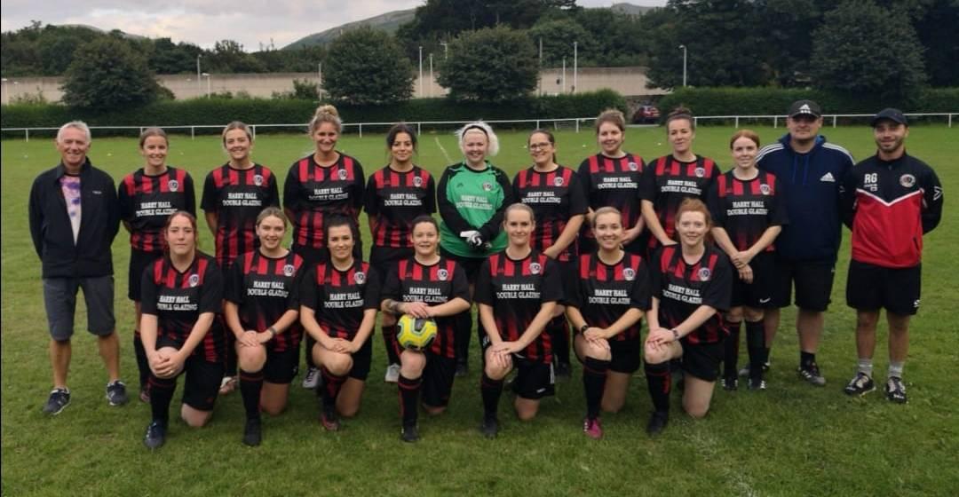Llanfairfechan Ladies keep on progressing