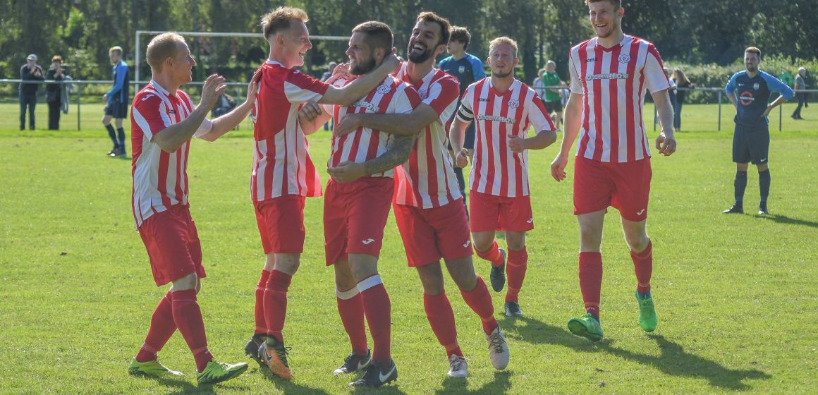 FAW Trophy: Upsets galore as Gwynedd League celebrate triple giant-killing