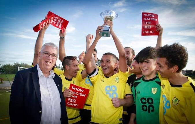 Plush new venue for community football tournament