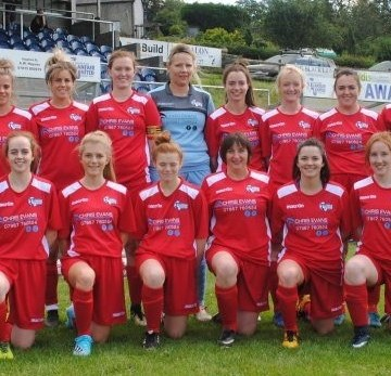 North Wales match of the day: Rhyl 1 Llanfair United 2 (North Wales Women's League)