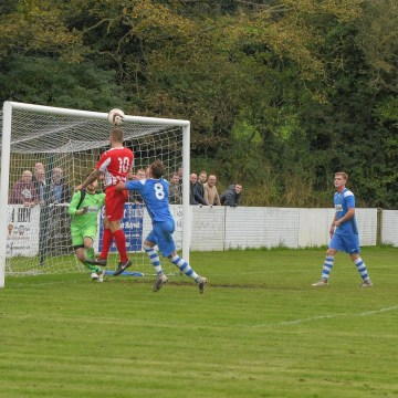 North Wales Match of the Day: Wellmen beat Alex in battle of undefeated sides
