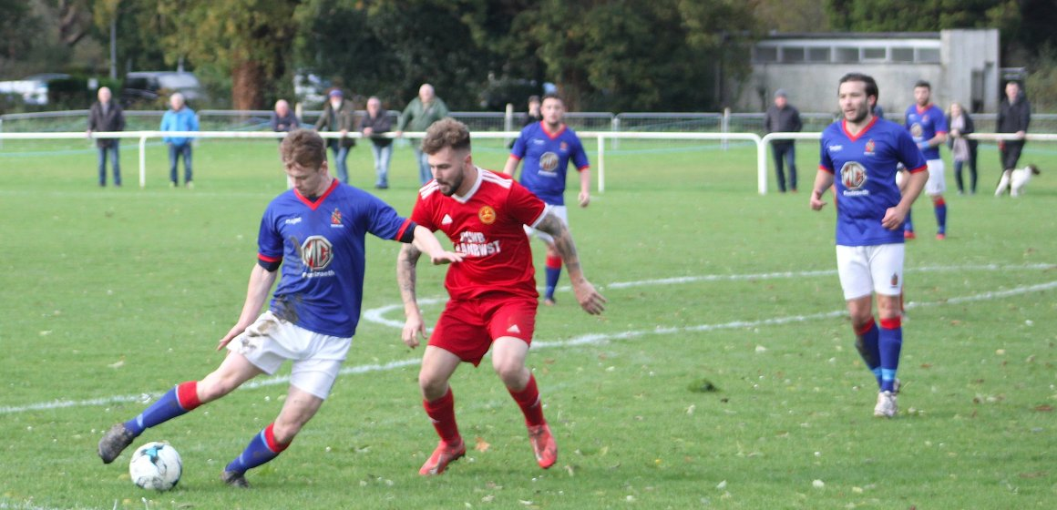 Six great performances from the North Wales football weekend