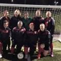 Women's Recreational football: Nine-goal joy for roaring Lionesses