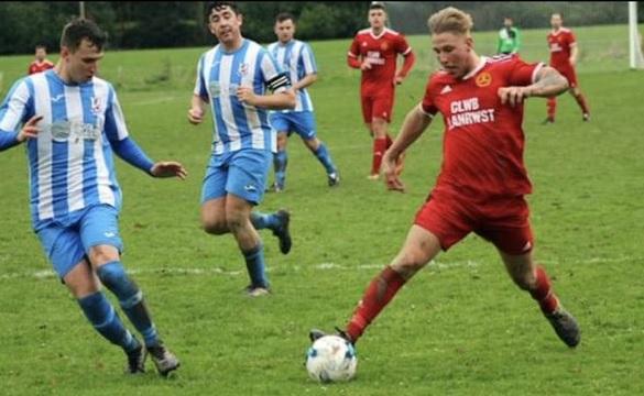 Welsh Alliance: Callum bags another treble as Llanrwst go third, leaders Hotspur take narrow win