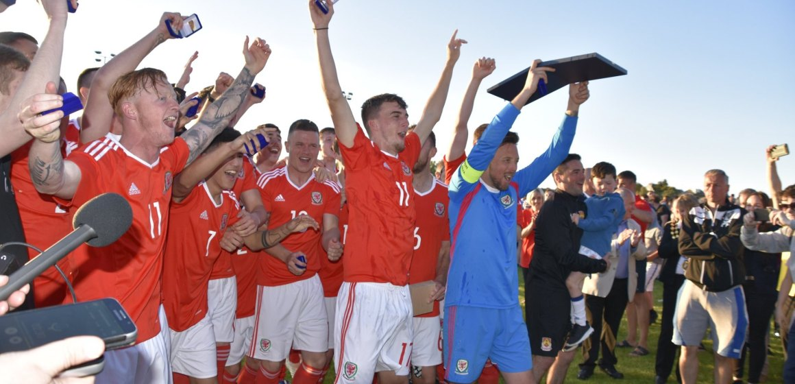 North Wales' 10 greatest sporting highlights of 2019