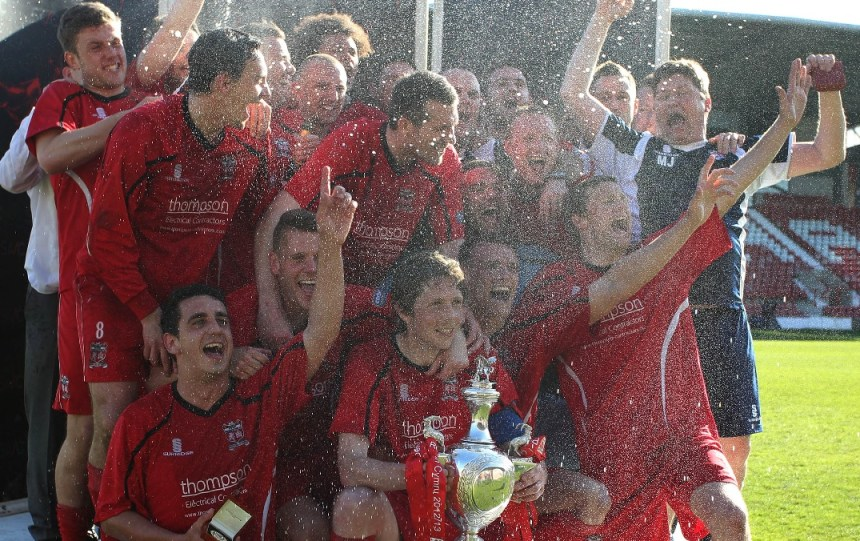Top 10 club matches of the decade: Prestatyn Town