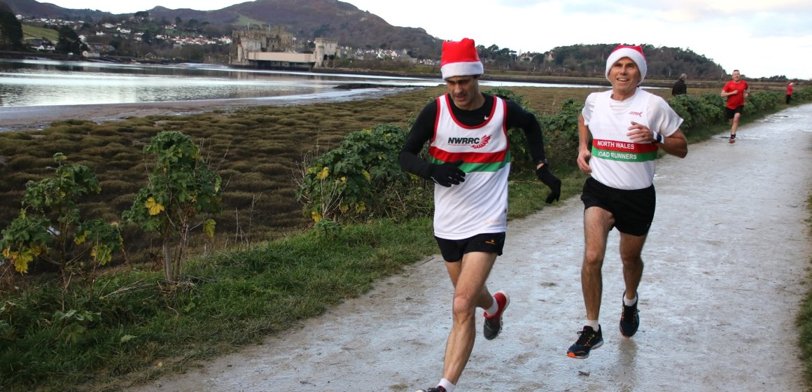 Running news: Mixed emotions at Conwy Parkrun