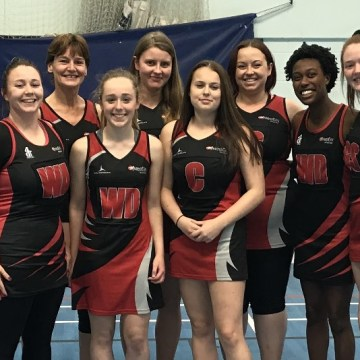 North West Wales Netball League: Comets and Jets play out a real thriller