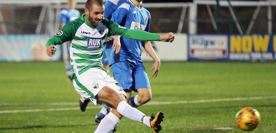 Welsh Cup third round: Seven North Wales clubs into last 16 so far