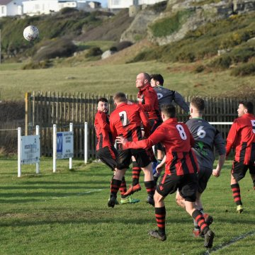 Gwynedd League: Good start for new Glantraeth boss