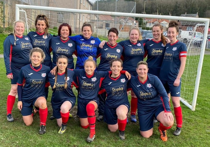 Wins for Holywell and Penrhyn Bay Panthers in North Wales Ladies Recreational League