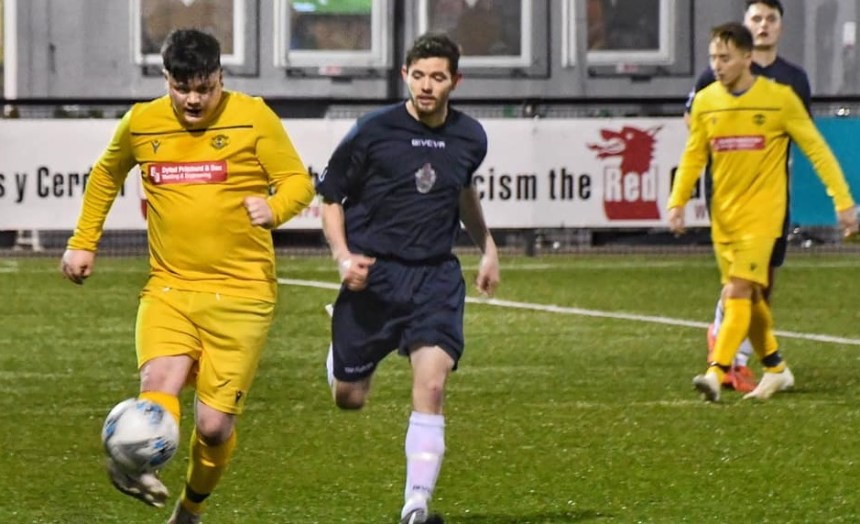 Welsh Alliance: Glan Conwy up to second, Pwllheli reach cup final