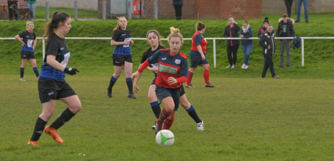 Caitlin Hadaway tops Recreational goals chart!