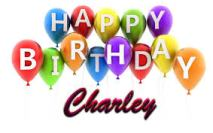 This image has an empty alt attribute; its file name is CHARLEYCAKE-1.jpg