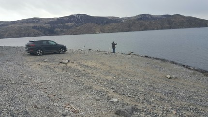 Geezers (And Others) Will Now Have To Walk Down To Grand Coulee Fishing Beach