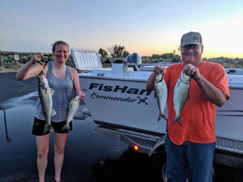 SW WA, Lower Columbia Fishing Report (6-19-19)