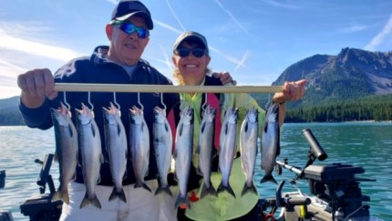 Free Fishing Weekend This Sat., Sun. In Oregon