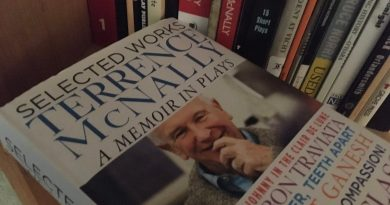 Remembering Terrence McNally