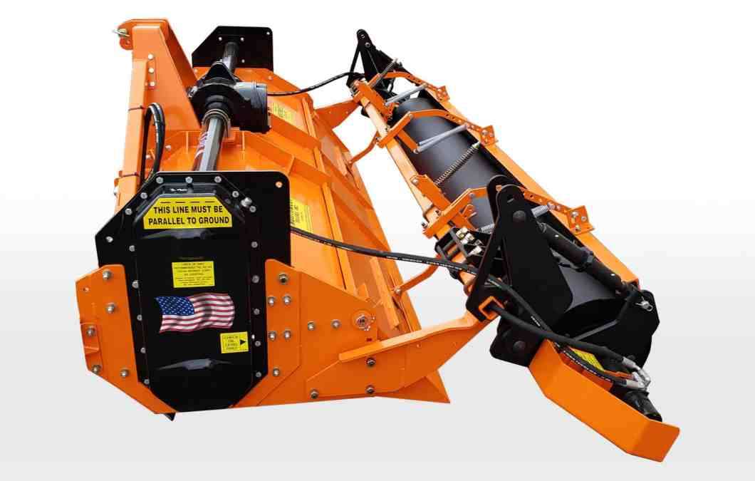 MD 100 Tiller by Northwest Tillers