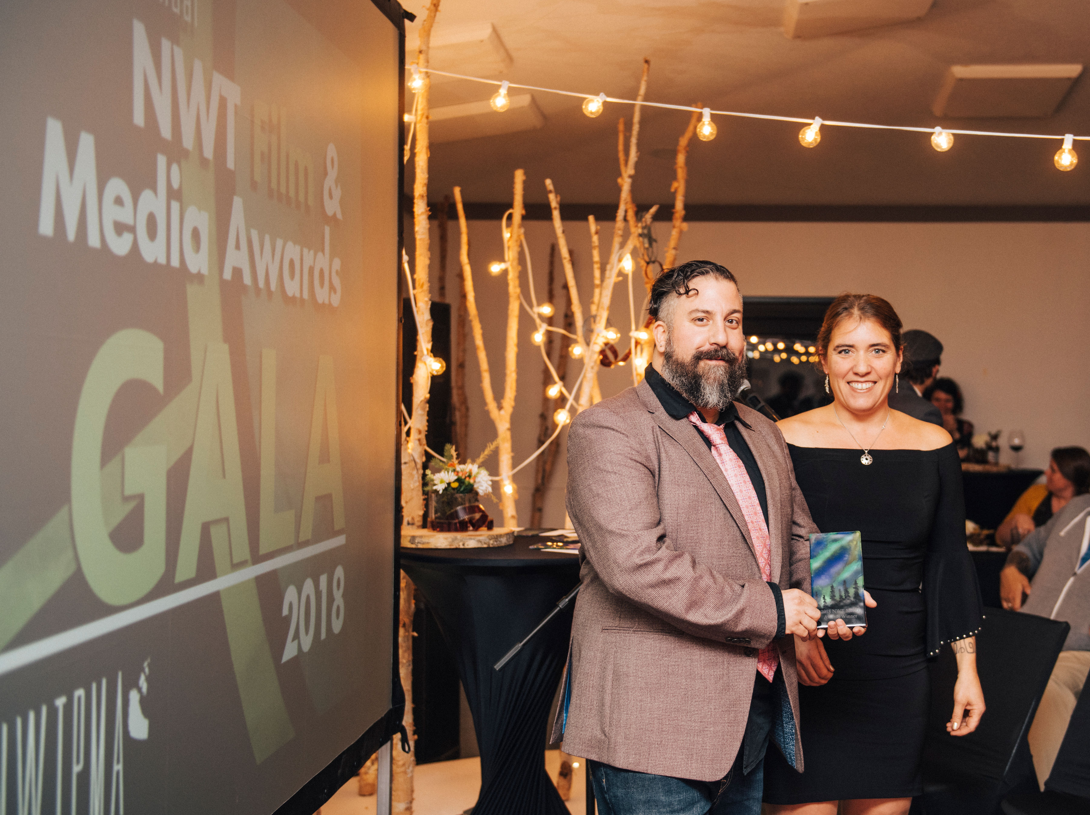 Winners announced for 1st Annual NWT Film & Media Awards