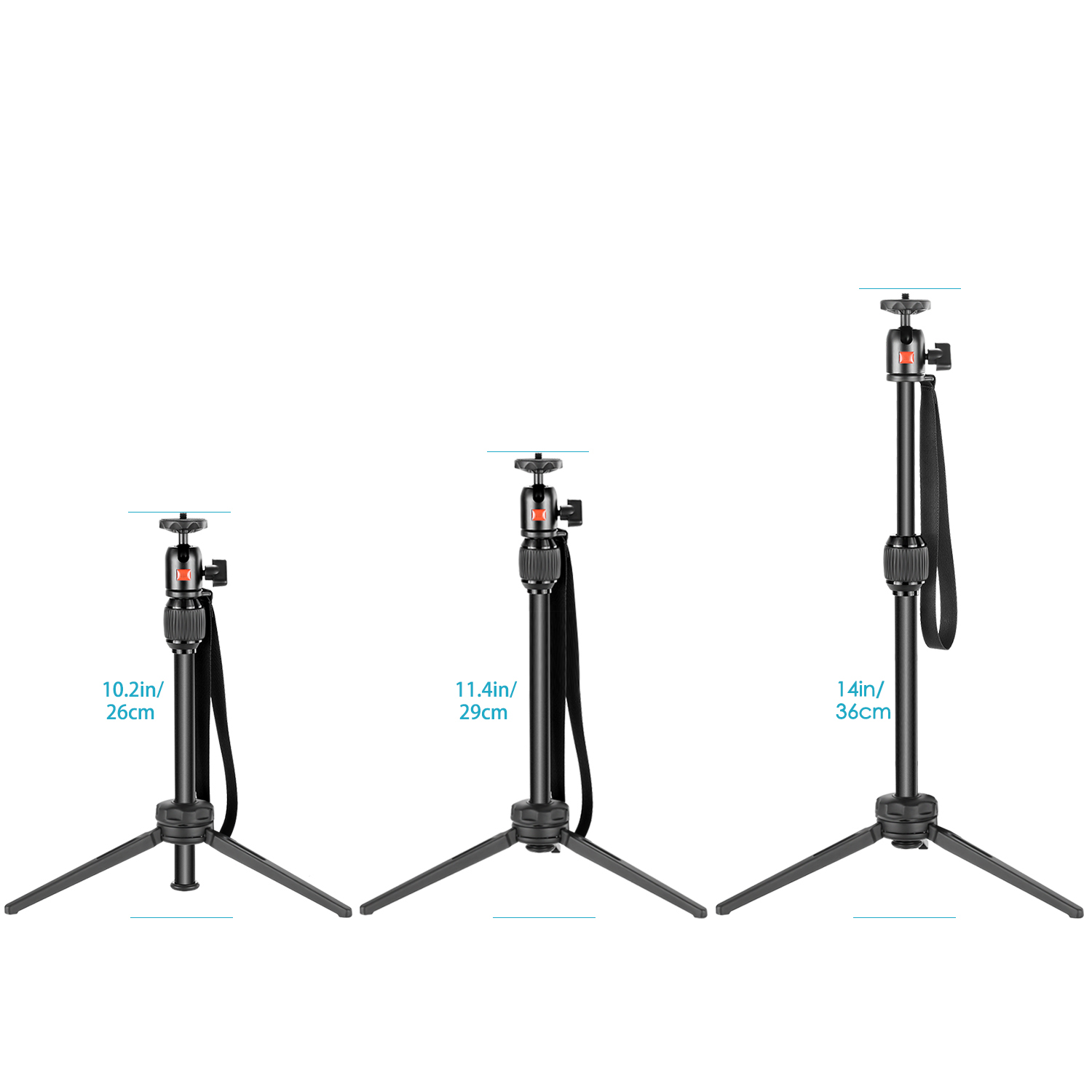 Neewer Kt 200 Table Top Tripod For Dslr Cameras