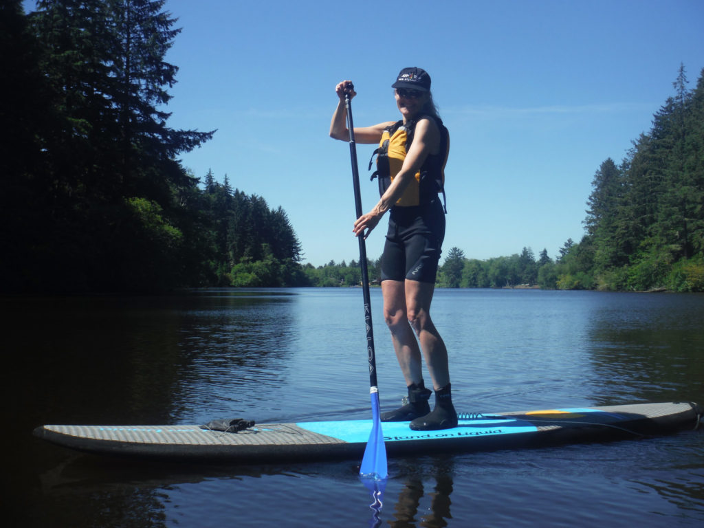 Oregon Surf Lessons And Stand Up Paddle Lessons