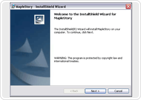 Start InstallShield Wizard