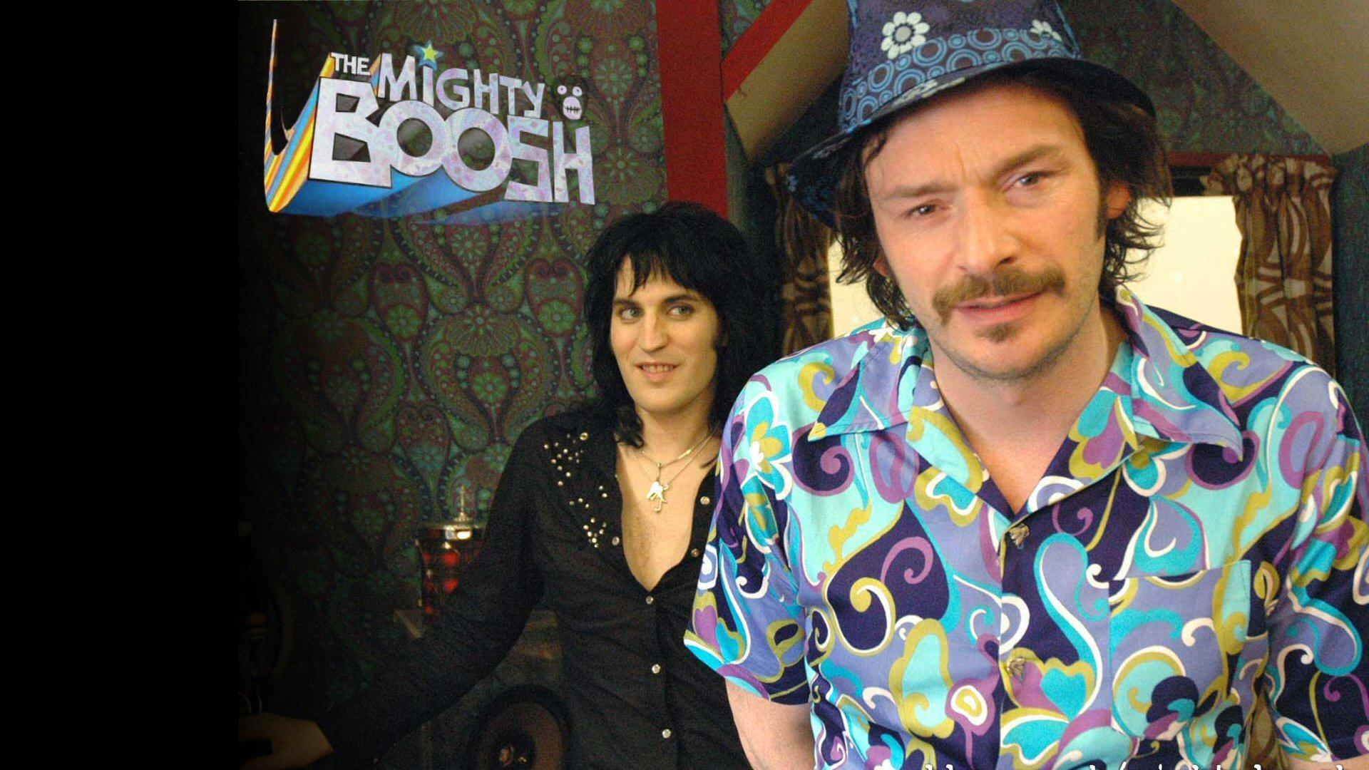 Coby's Blog: mighty boosh wallpaper.