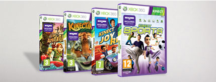 Kinect játékok